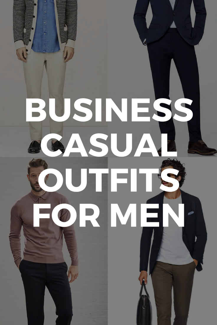 Want to look good in business casual outfits? Look no further, we've curated amazing business casual outfits for men. #businesscasual #casual #casualstyle #mensfashion #streetstyle #fashion