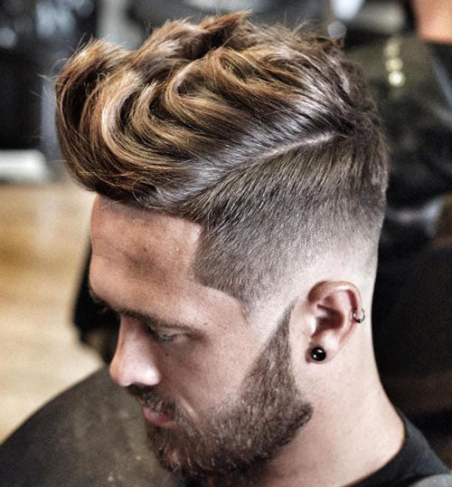 12 Coolest New Men S Hairstyles For 2018 Lifestyle By Ps