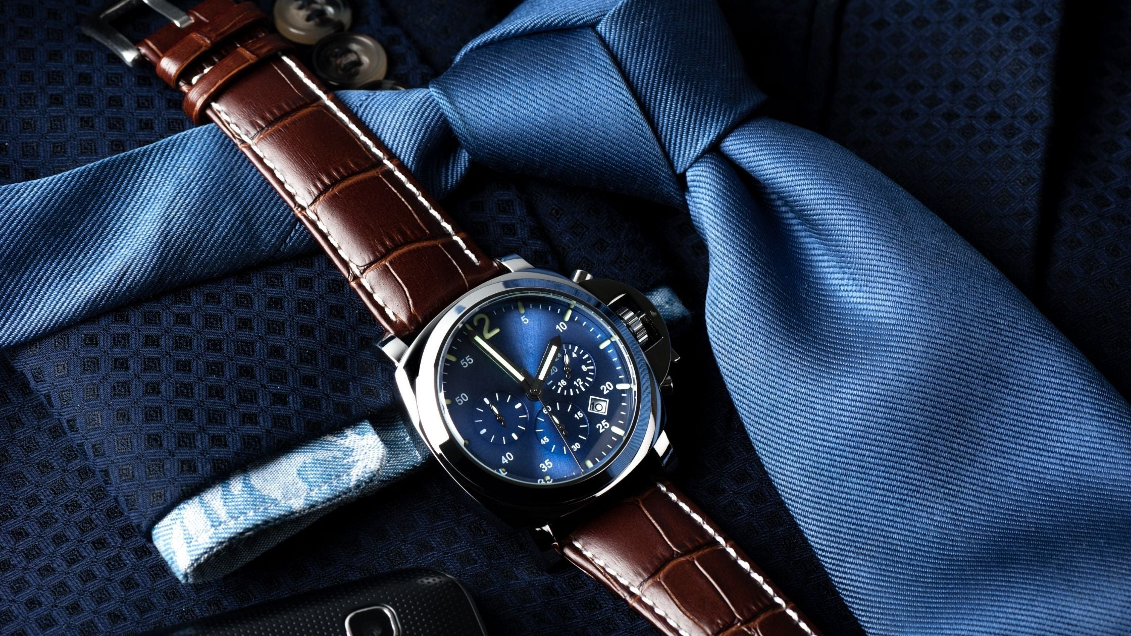 How To Choose The Perfect Chronograph Watch For You