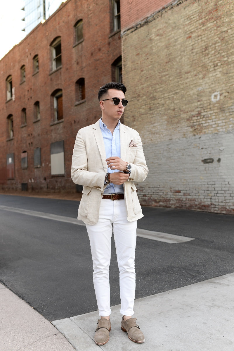 how to wear neutrals this summers