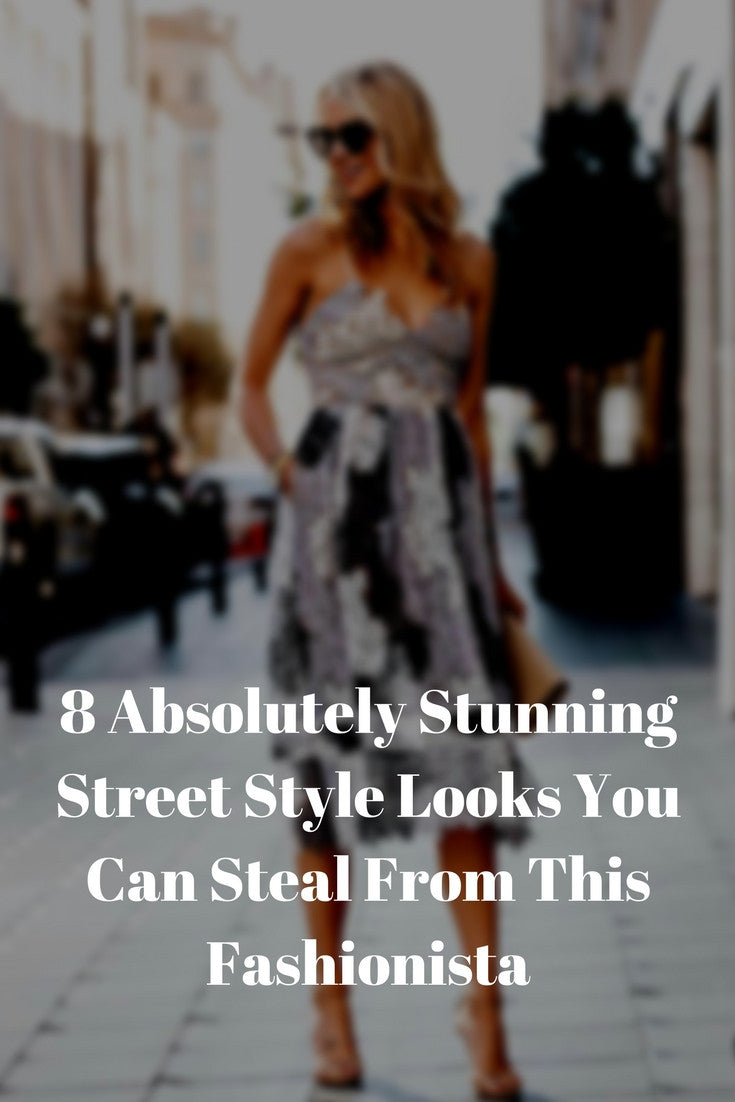 street style looks for women