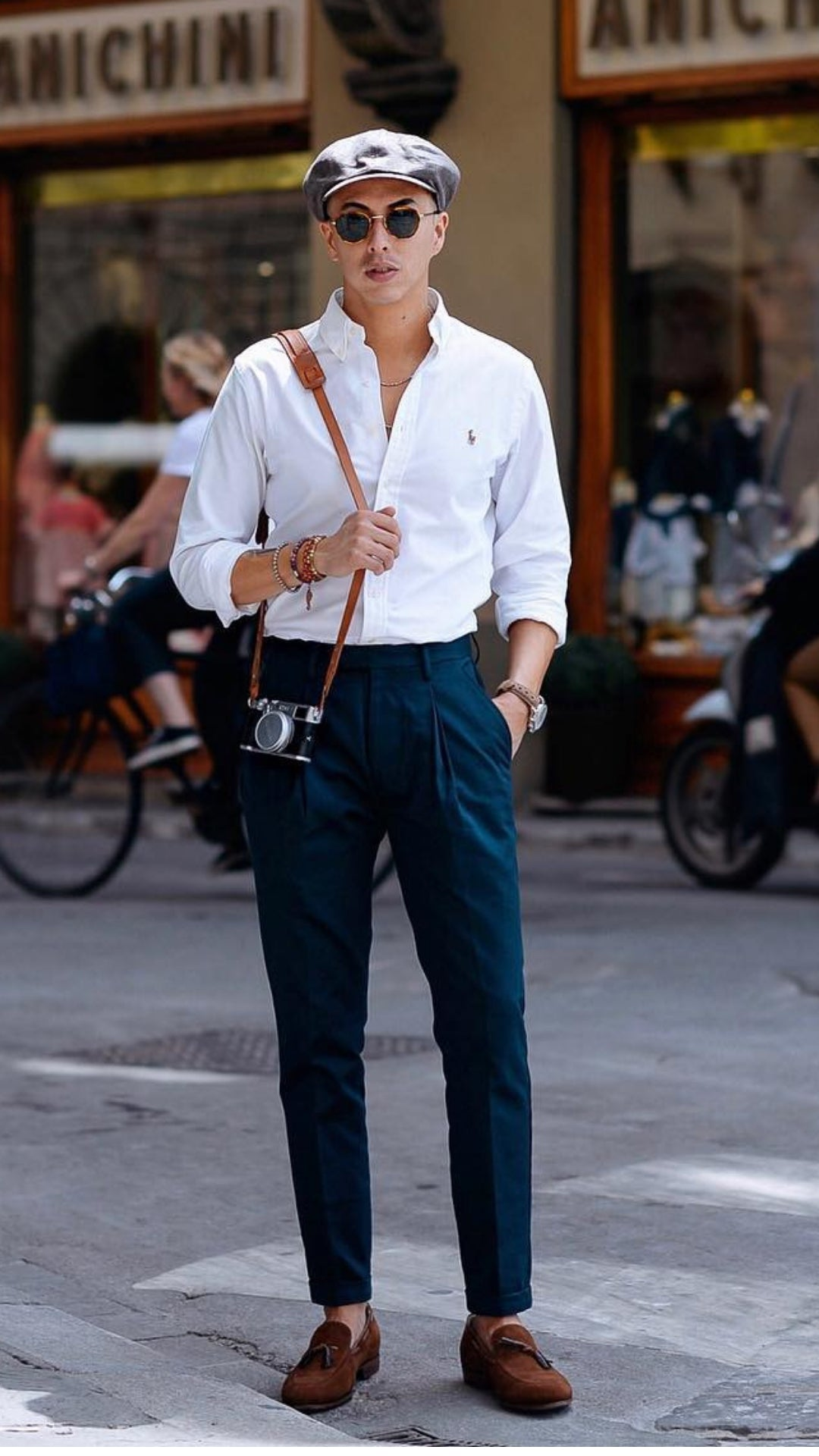 Simple outfits for men. #simple #outfits #mensfashion #streetstyle