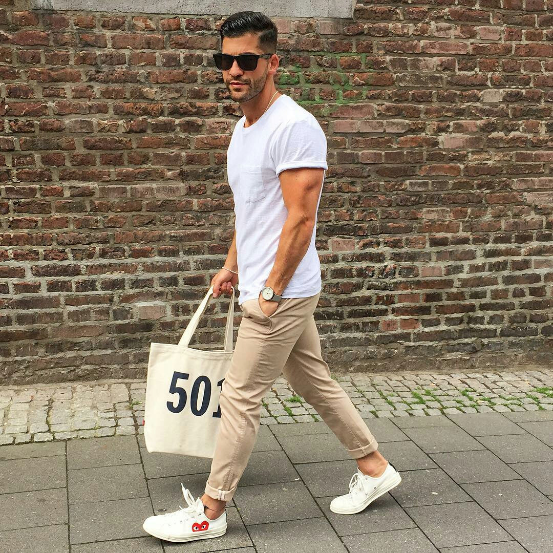 5 Ways To Wear Your Chinos Like A Street Style Star Lifestyle By Ps