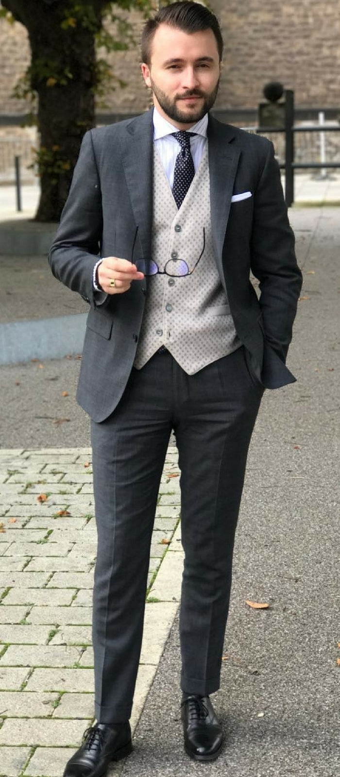 Formal outfit ideas for men