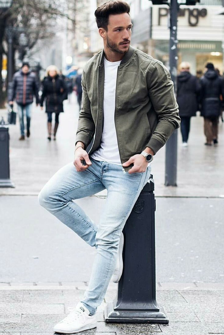 15 Coolest Ways To Wear Leather Jacket This Winter u2013 LIFESTYLE BY PS