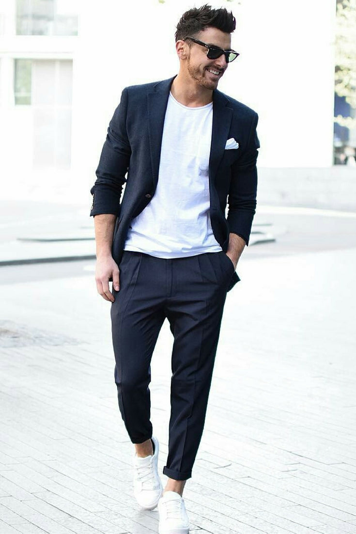 how to wear skinny jeans for men