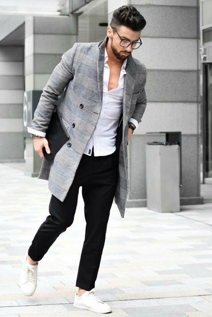 5 Winter Coat Outfits For Men – LIFESTYLE BY PS