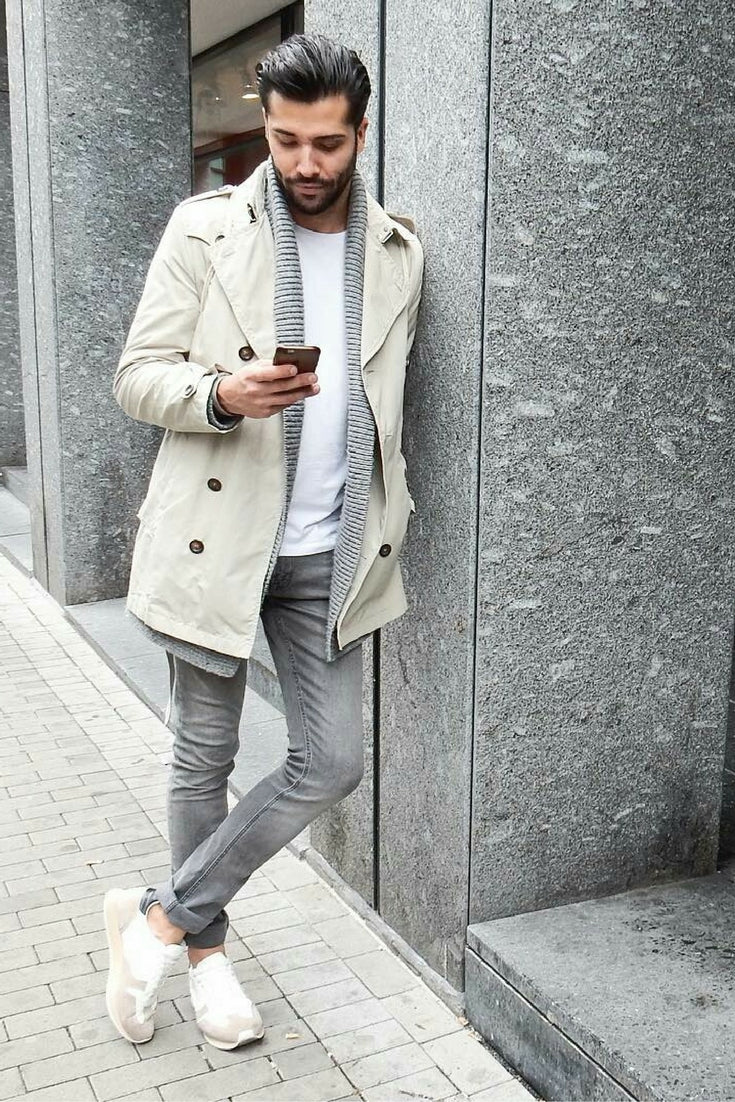 Extraordinary Mens Winter Fashion Outfits 3D