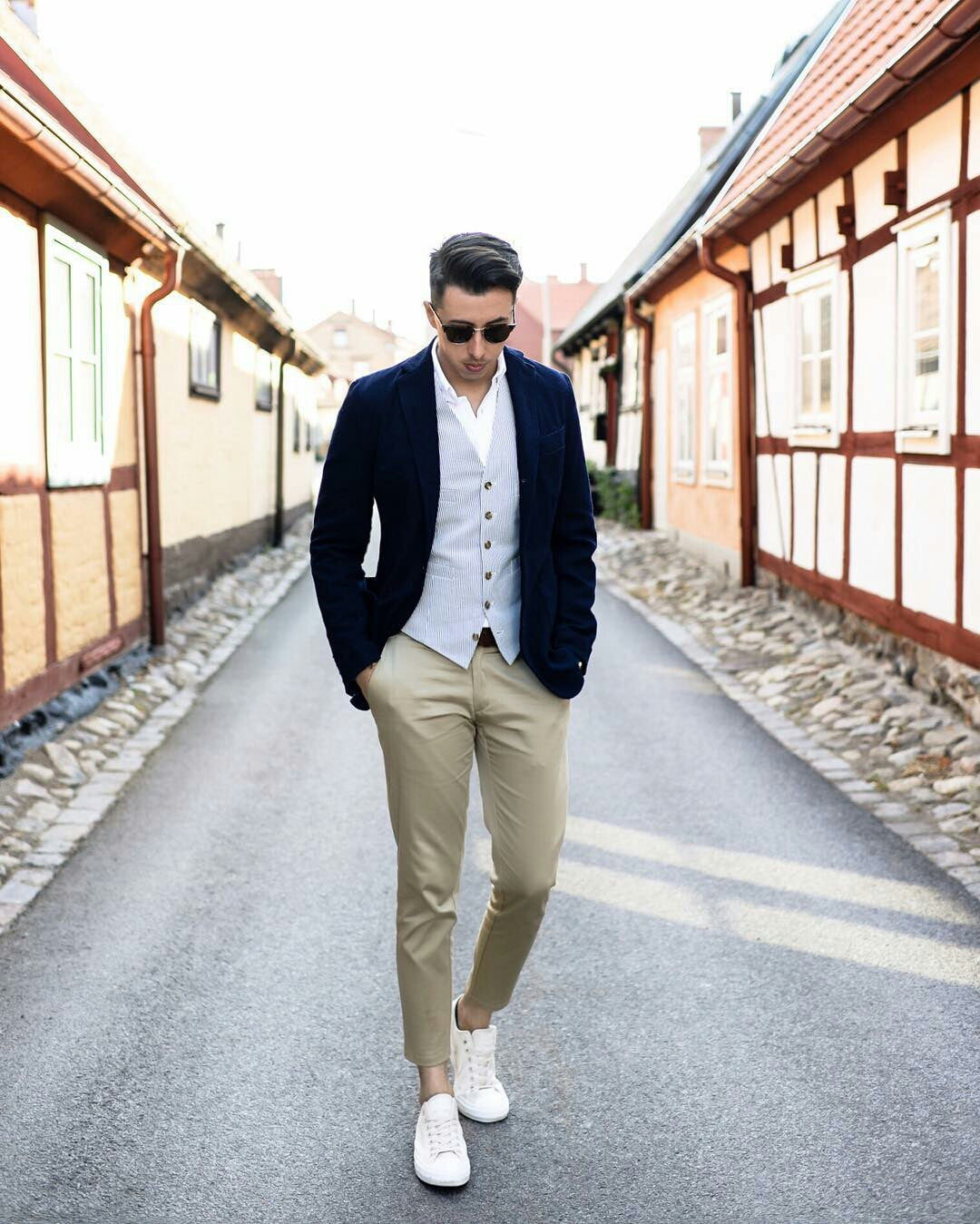 how to dress sharp for men