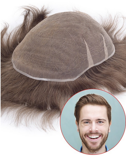 Sweat-free Hairpiece