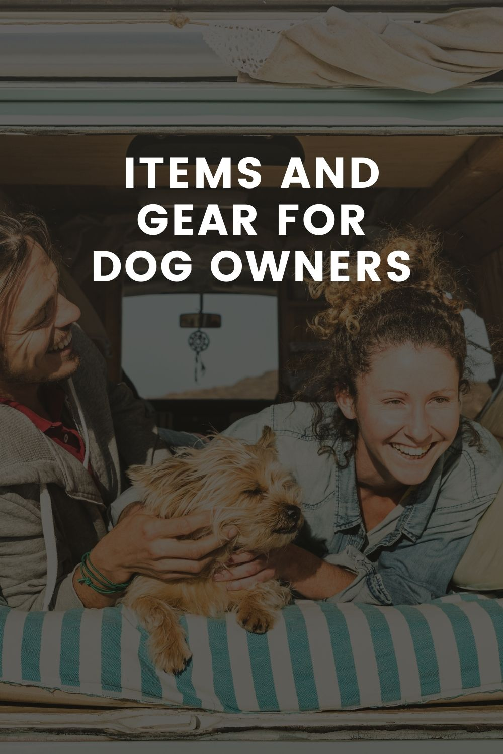 Items and Gear For Dog Owners