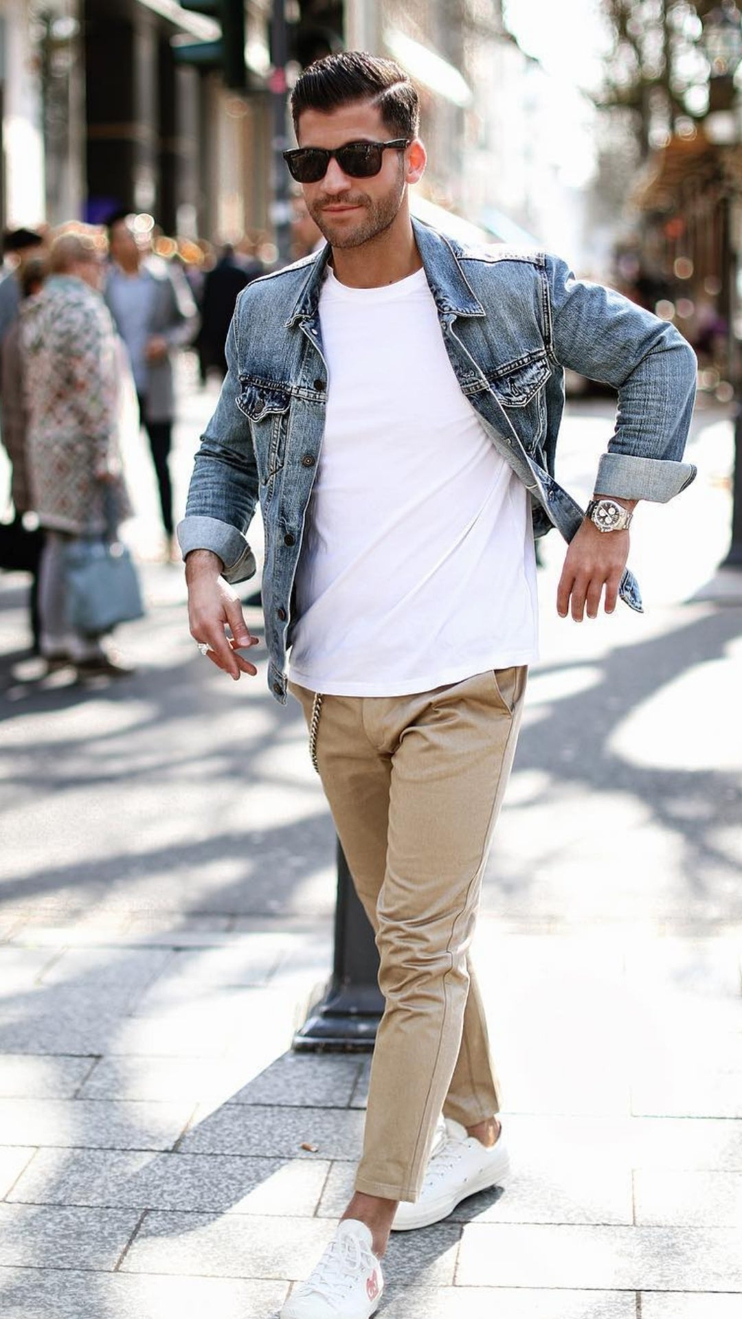 5 Cool Jacket Outfits You Can Steal #jacket #outfits #mensfashion #streetstyle