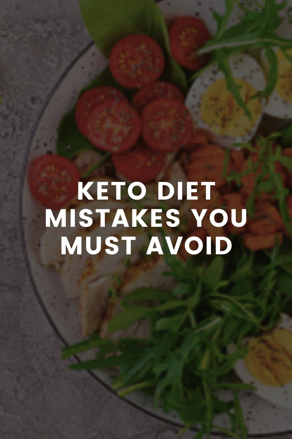 Keto Diet Mistakes You Must Avoid