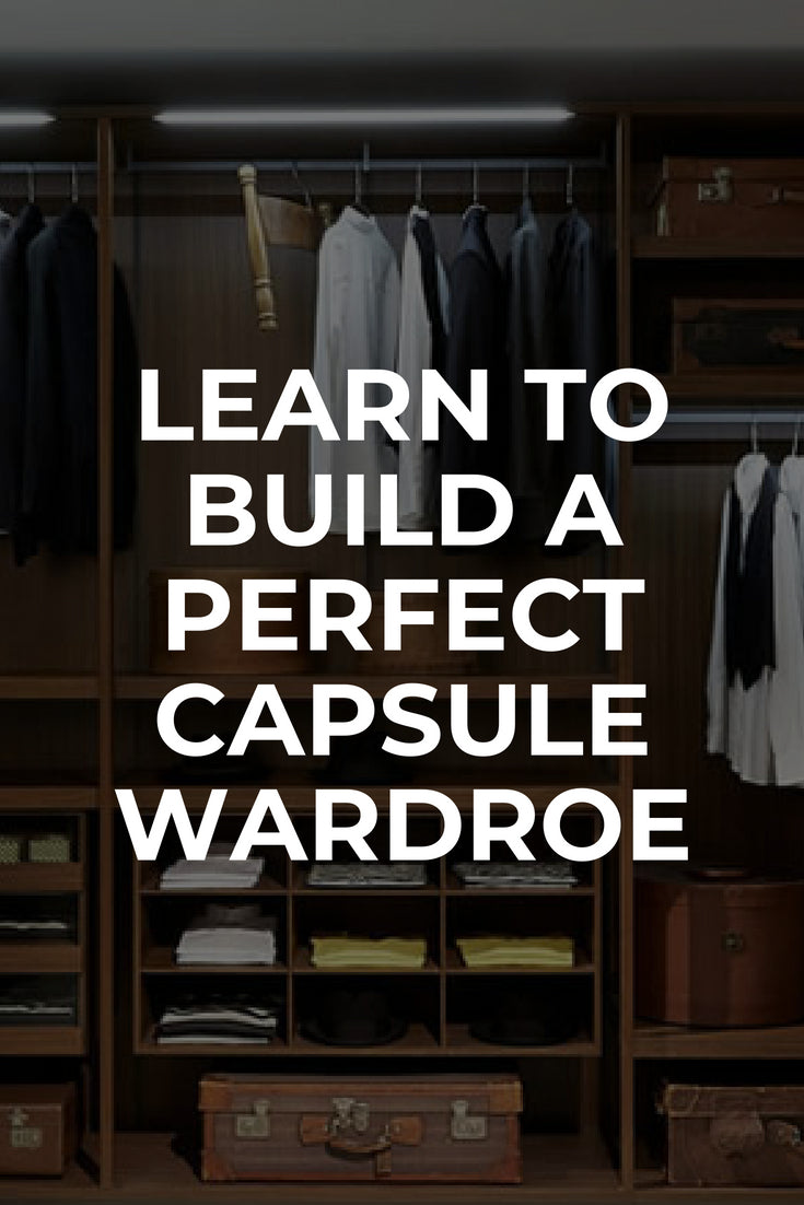 capsule wardrobe for men ebook pdf