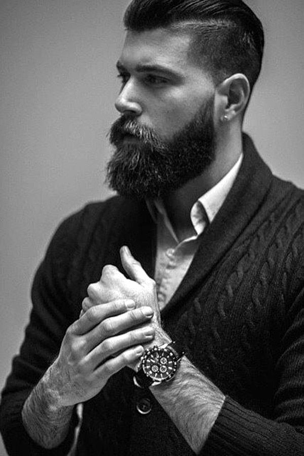 The Top Men S Hair And Beard Trends You Need To Know About In 2018 Luxury Lifestyle