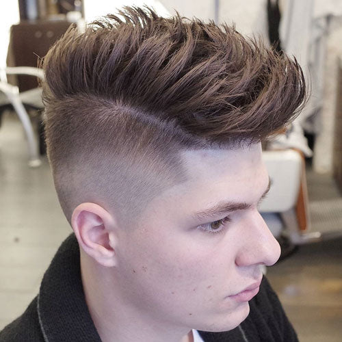 Best New Men S Haircuts Hairstyles For 2018 Videos Photos