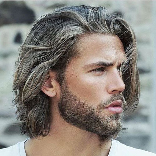 The ultimate guide to men's grooming #mens #grooming #beards #wavy #hairstyles