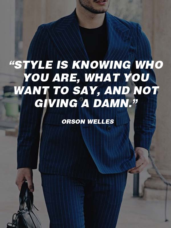 20 insanely cool men s fashion quotes for you coolest hairstyles beards for men grooming Mens fashion style quotes