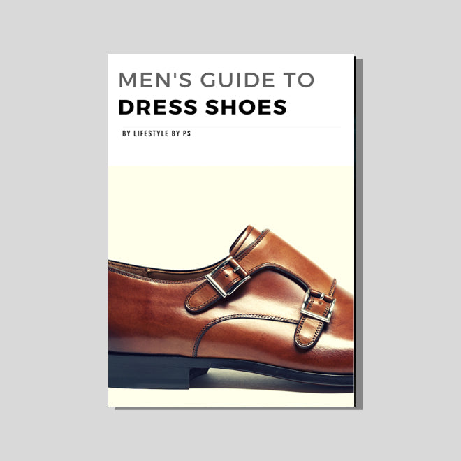 dress shoes guide for men
