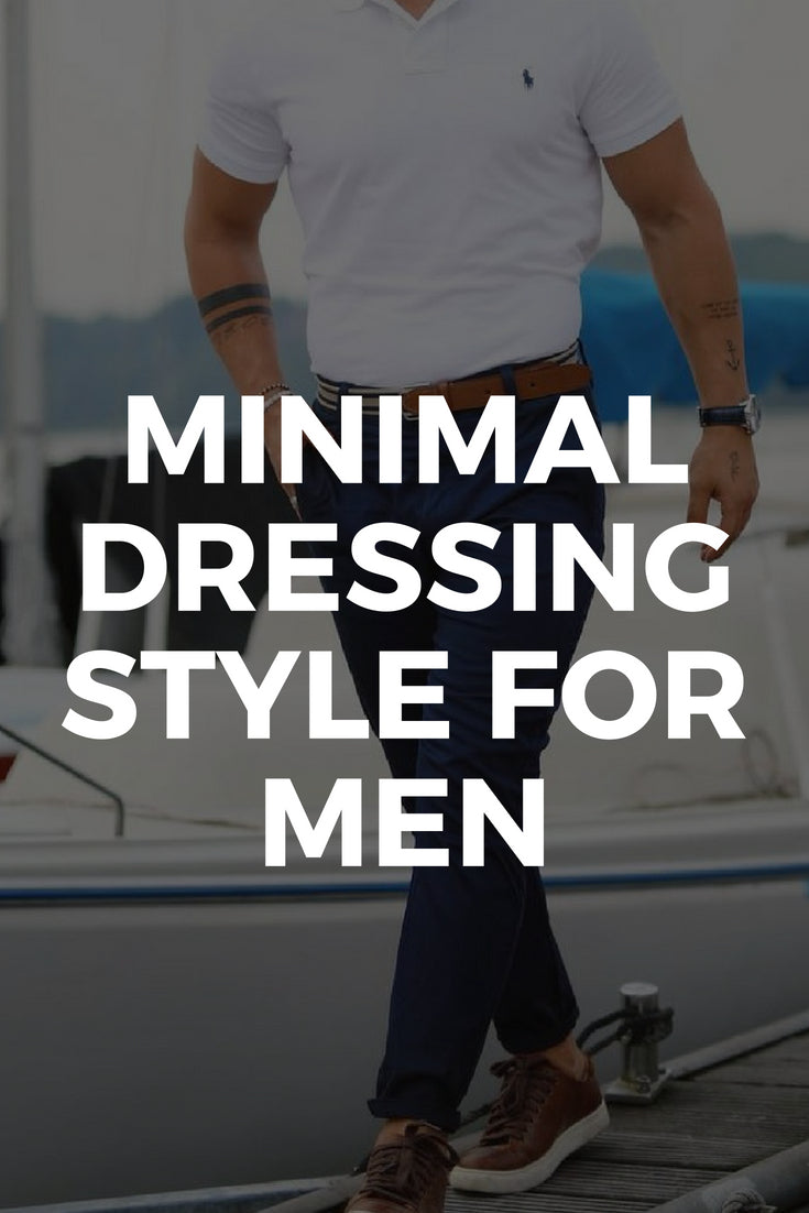 MEN'S MINIMAL DRESSING STYLE - 5 OUTFIT IDEAS FOR MEN #minimal #dressing #style #street #style #mens #fashion
