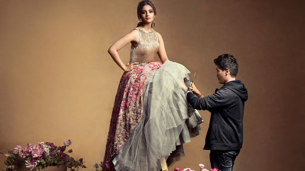 Manish Malhotra Top Indian Fashion Designer