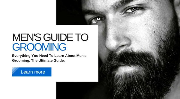 mens guide to grooming