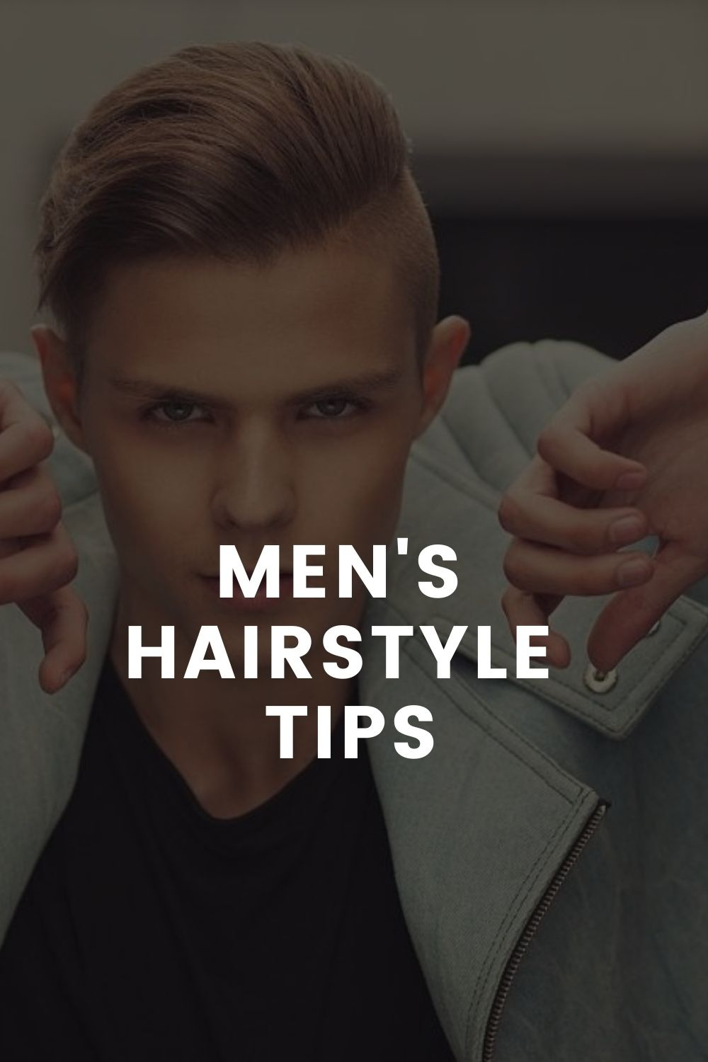 Men's Hair Styling Products & Tips