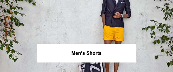 Gents, Wear Shorts but not before you read this.