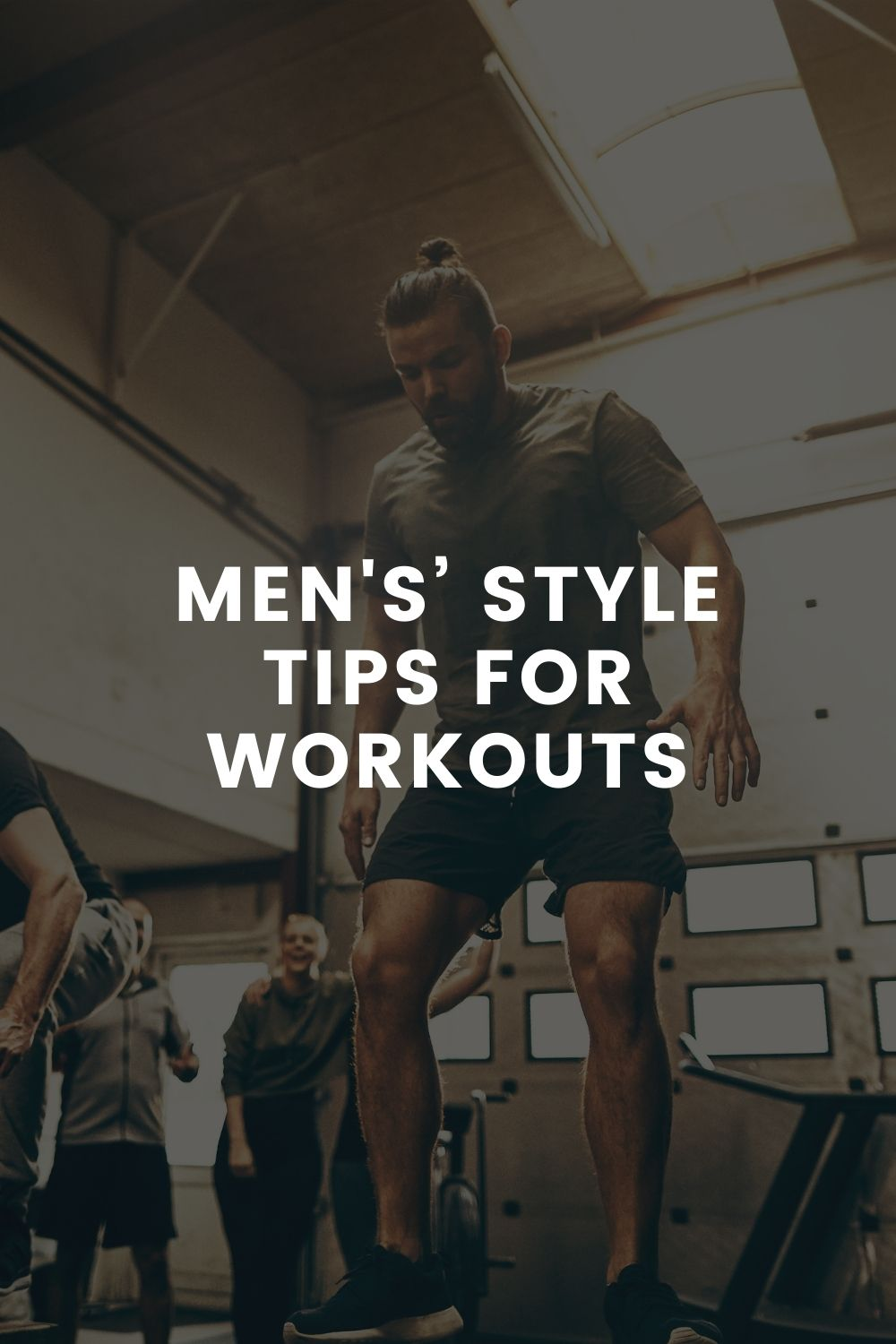 Men's' Style Tips for Workouts