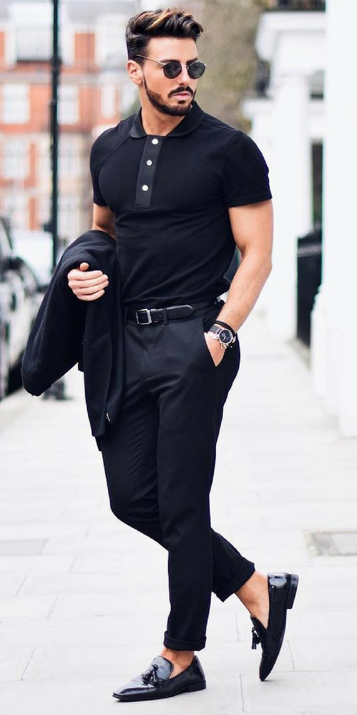 Mens Formal Street Style Looks