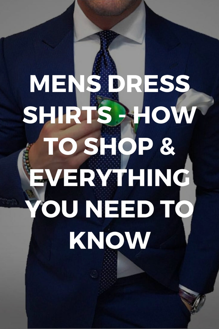 Mens dress shirt outfit ideas