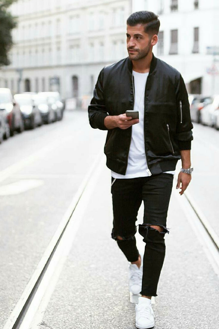 9 Everyday Mens Street Style Looks To Help You Look Sharp Lifestyle By Ps