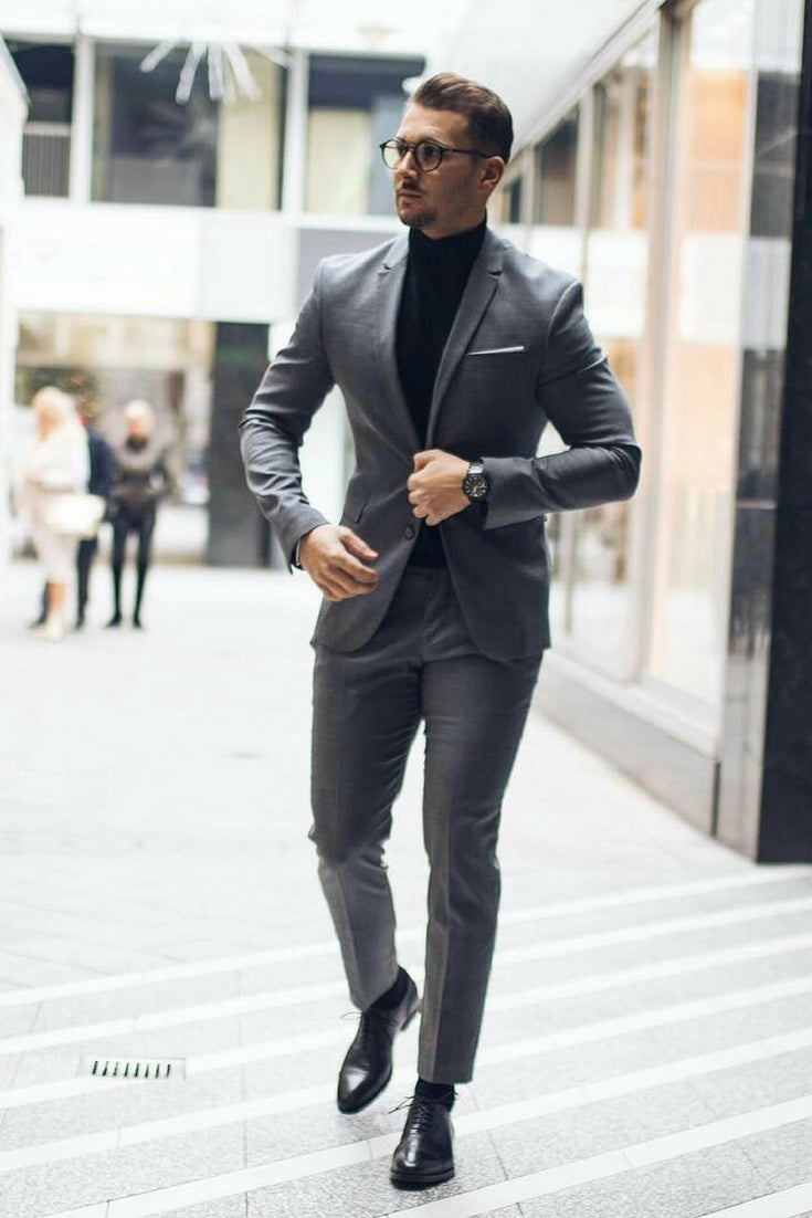 Good thing his wearing a trimming color with that wide open jacket mens fashion style Find this Pin and more on Men's Fashion by Kinged Edward. L & K Bespoke Tailor: Bespoke Tailor in Hong Kong, Tailors in Hong Kong Prices.