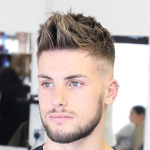 10 Men\'s Hairstyles For Summer 2018 – LIFESTYLE BY PS