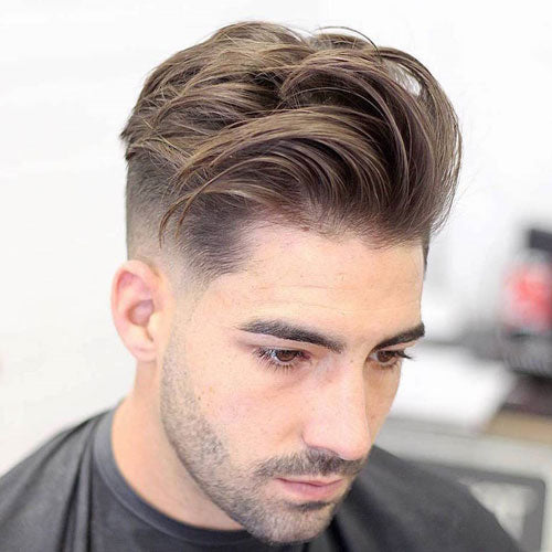 The Coolest Medium Length Hairstyles For Men 2019