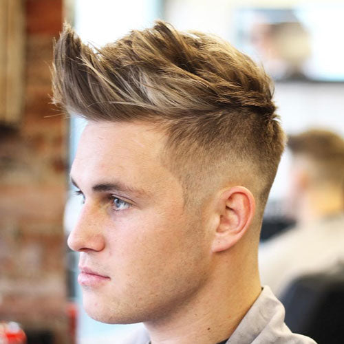 10 Mens Hairstyles For Summer 2018 Lifestyle By Ps