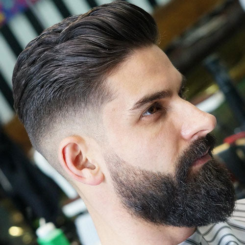 10 Best Fade Haircuts \u0026 Hairstyles For Men 2018