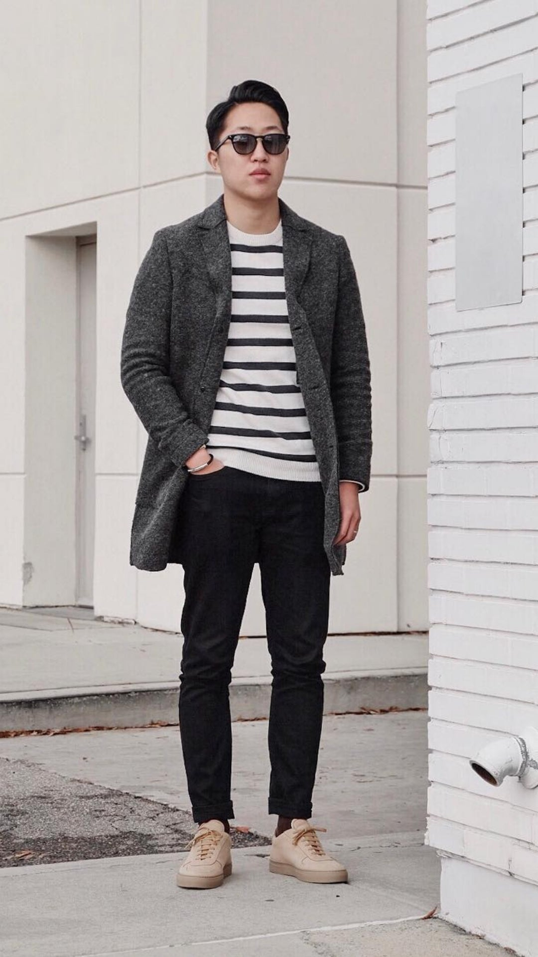 5 minimal winter outfits for men – lifestyleps