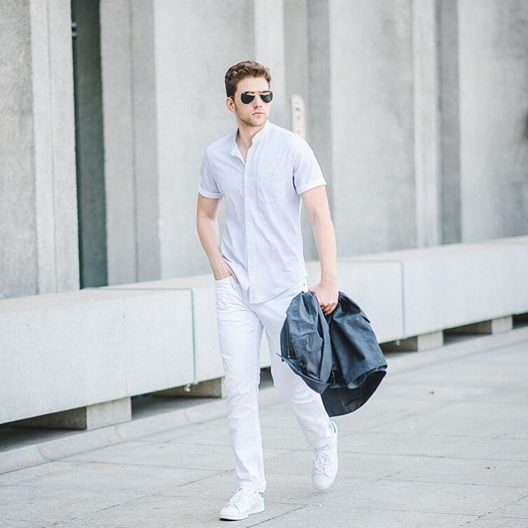 Minimal Street Style For Men