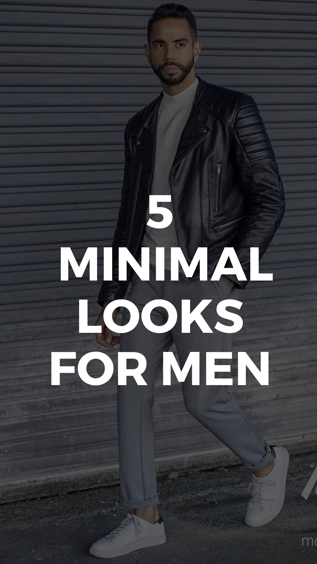 Love wearing minimalist outfits? Then You'll Want To Copy These Minimalist Looks Immediately  #minimal #street #style #mens #fashion