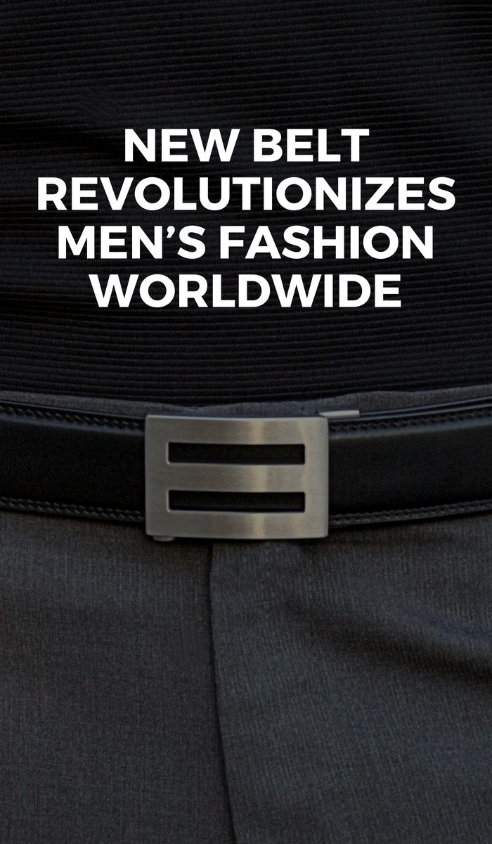 40a2c0af3 New Belt Revolutionizes Men s Fashion Worldwide – LIFESTYLE BY PS