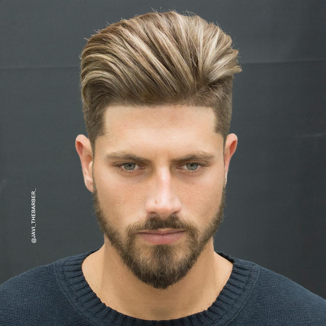 Curly Hairstyles For Men 2019