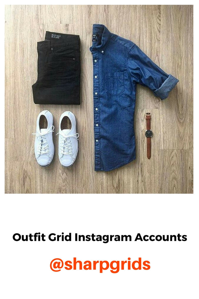 Sharp Grid Instagram Account