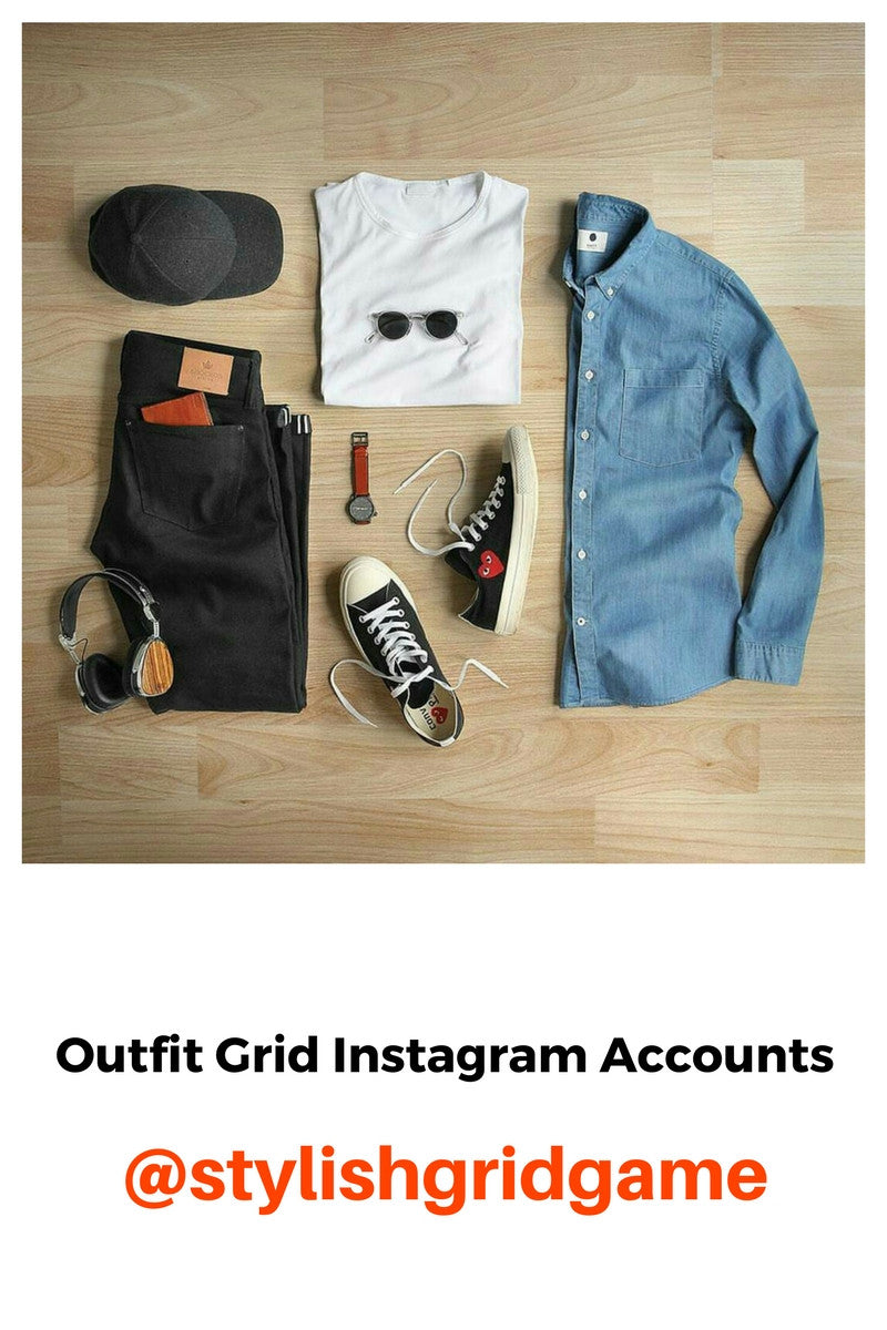 Stylish Grid Game Instagram Account