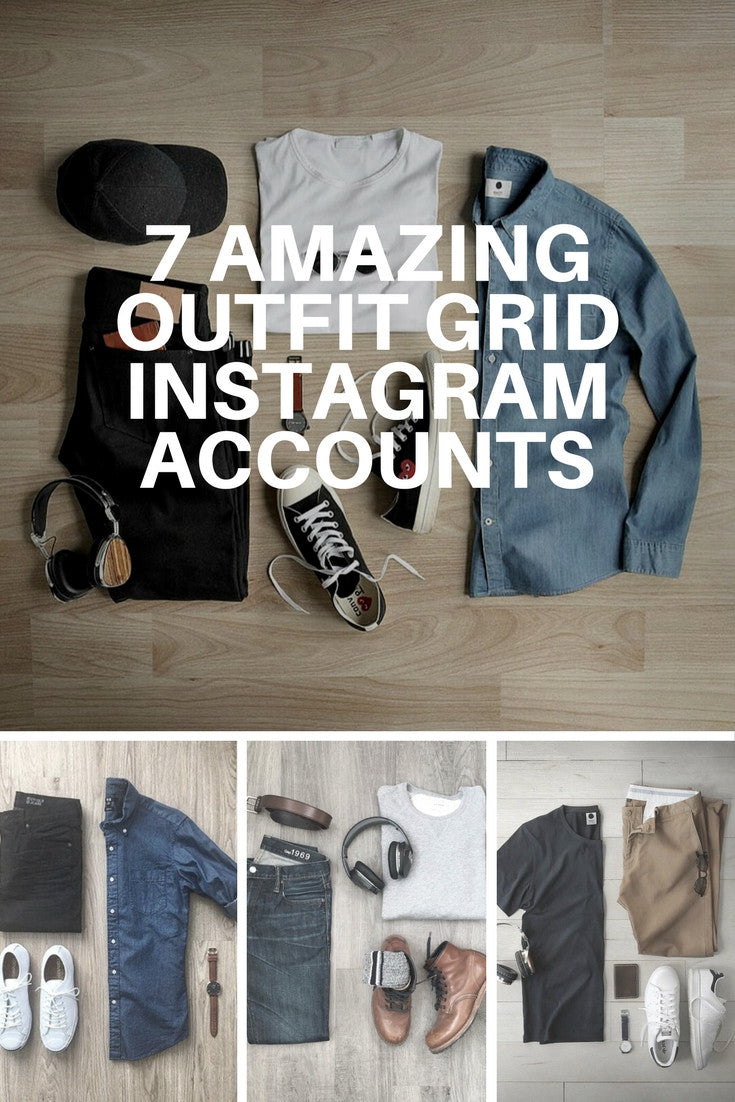 best Outfit Grid Instagram account follow