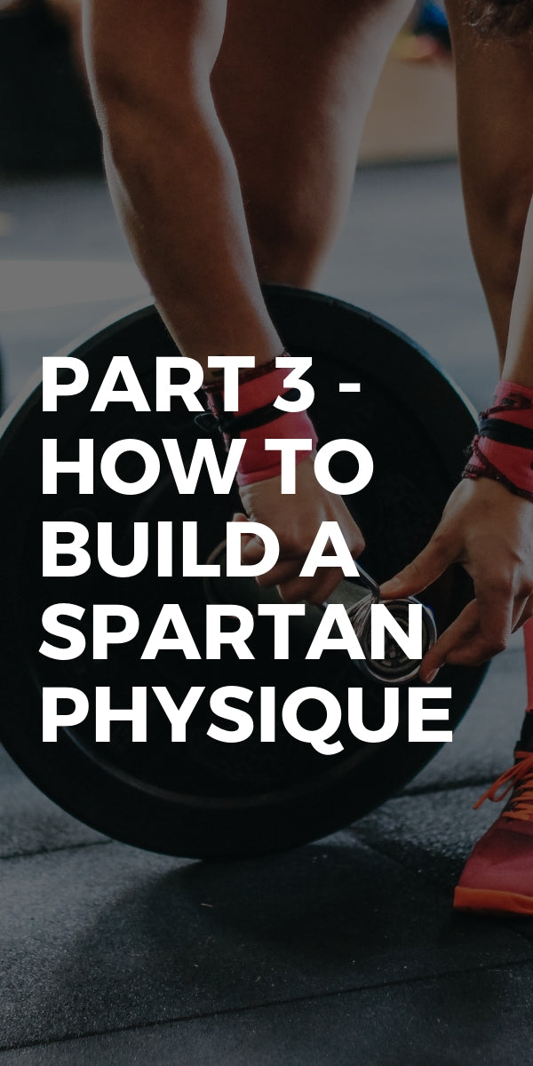 Part 3 - How To Build A Spartan Physique #physiue #mens #fitness #bodybuilding