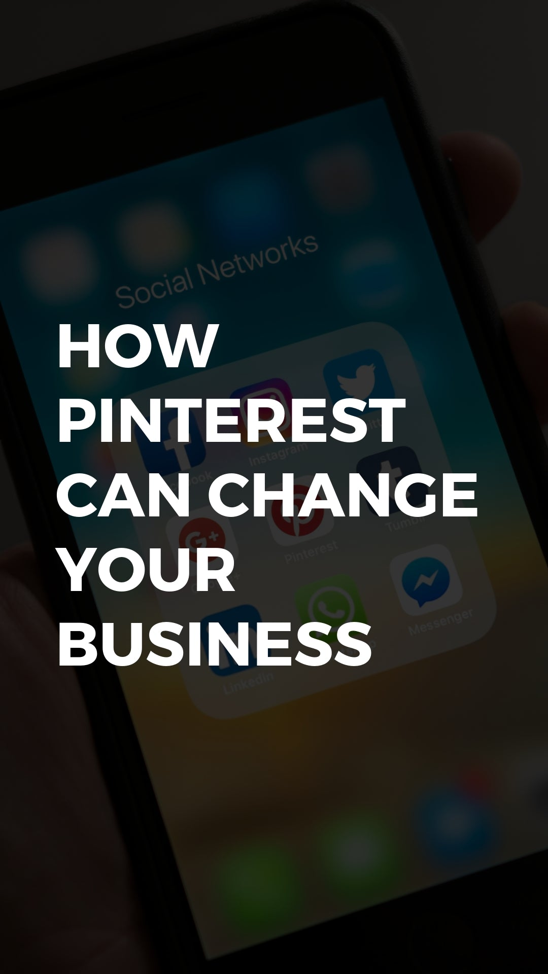 How Pinterest Can Change Your Business #pinterest #marketing