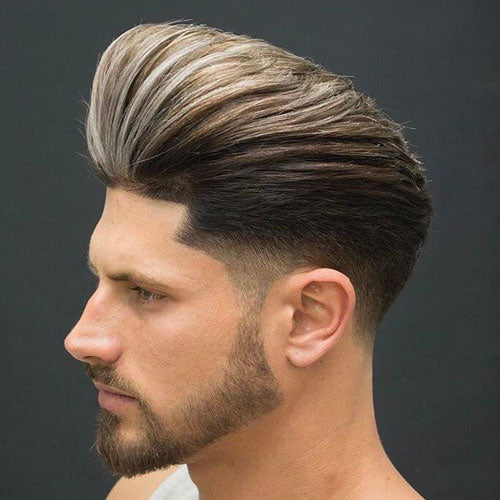 10 Best Fade Haircuts U0026 Hairstyles For Men 2018