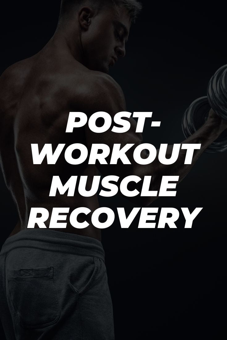 3 Ways to Naturally Enhance Post-Workout Muscle Recovery