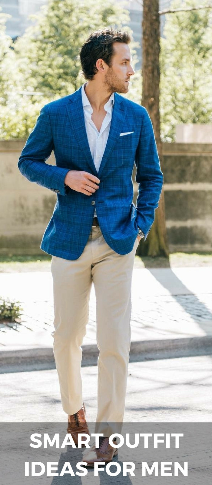 Smart outfit ideas for men #mensfashion